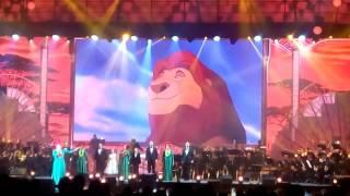 Шоу в Лужниках Волшебное созвездие Disney видео 11