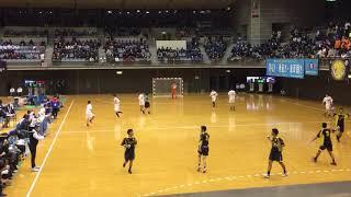 2019高校関東大会 関東第一VS法政二 前半②