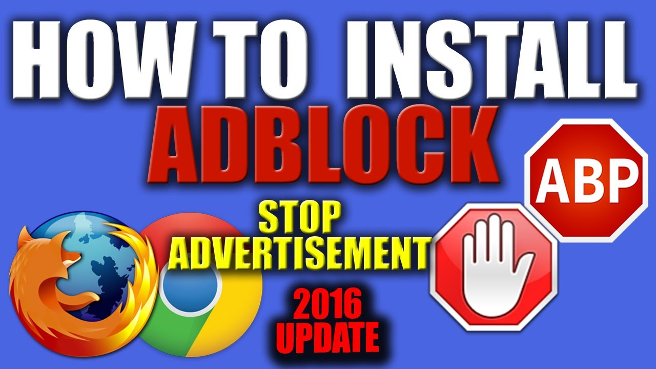 how to get rid of advertisements
