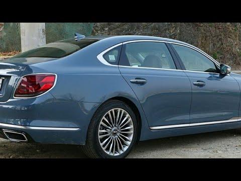 2021 Kia K900 Luxury VIP Package - POV 2021 Kia K900 Is The Unknown Luxury Sedan