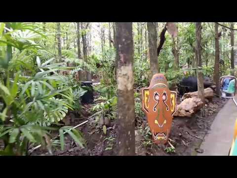 Wisata Eco Green Park Batu Jungle Adventure