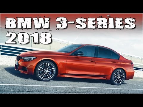 New 2018 BMW 3-Series Special Editions: Sport Line Shadow, Luxury Line Purity, M Sport Shadow