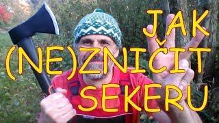 Sekera - jak si nezničit sekeru