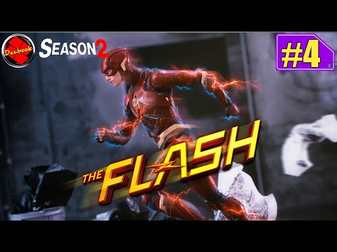 The Flash Movie Season 2 Episode 4 Explained in hindi | Explained in hindi movie in hindi desibook