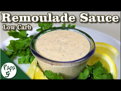 remoulade-sauce-–-crab-cake-sauce-–-salad-dressing-–-low-carb-keto-recipe-|-saucy-sunday