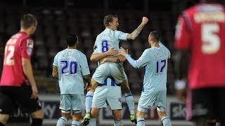 Highlights - Coventry City 1-1 Oldham Athletic