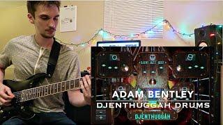 """Adam Bentley - """"Djenthuggah Drums"""" Demo"""