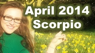 SCORPIO APRIL 2014 with Astrolada