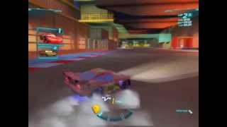 CARS 2 THE VIDEO GAME PC WALKTHROUGH : PART 1 WITH Mc Queen.