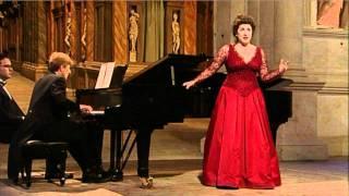 Mozart - Oiseaux, si tous les ans (Cecilia Bartoli) HD