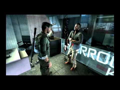 Guile's Theme Goes With Everything -  Splinter Cell : Conviction
