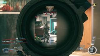 IW tactical TDM sniping