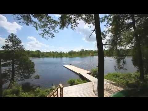 3993 Aspdin Road Skeleton Lake Video Tour