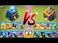 New TH 12 Troops Vs BH Troops Clash Of Clans Ultimate Battle Town Hall Vs Builder Base Troops mp3