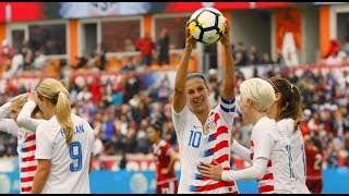 Carli Lloyd - The Pride Of USA ● Skills & Goals ● |HD| 2018
