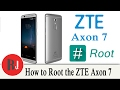 Gambar cover How to Install TWRP and Root the ZTE Axon 7