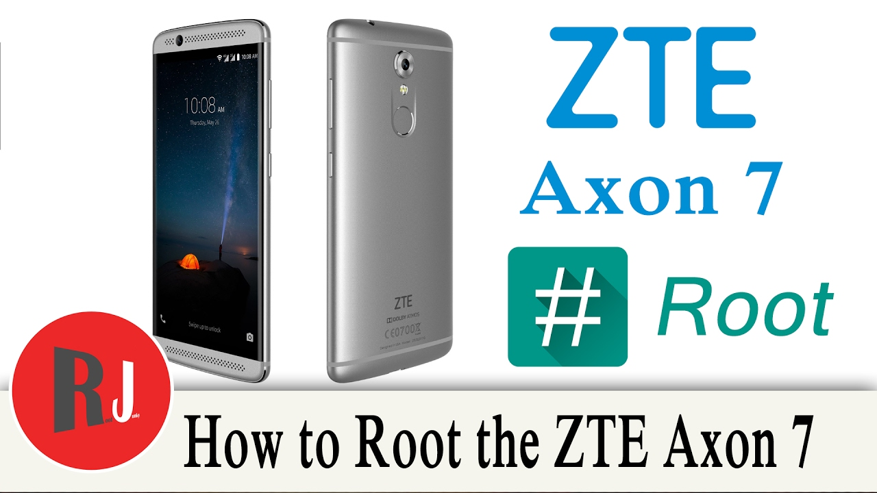 How to Install TWRP and Root the ZTE Axon 7
