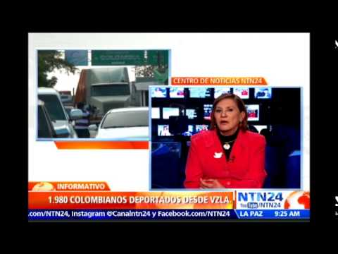 Chiclayo: expulsan a 35 colombianos que se encontraban ...