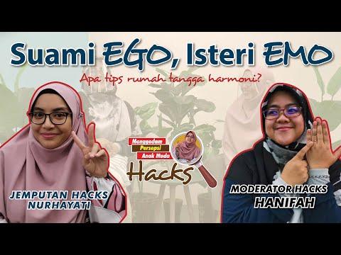 21 | Suami Ego Isteri Emo. Betul ke? Jom HACKS!