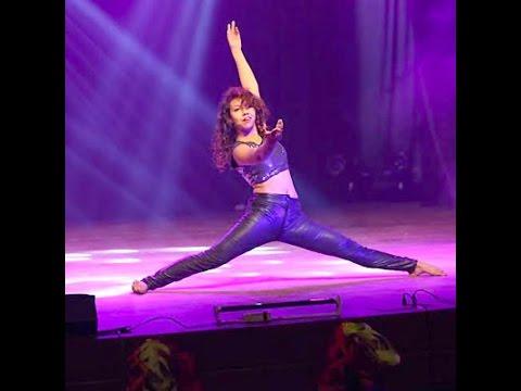 kamli---dhoom3-|-human---krewalla-|-love-dose---honey-singh-|-solo-dance-performance-|-tanya-chamoli