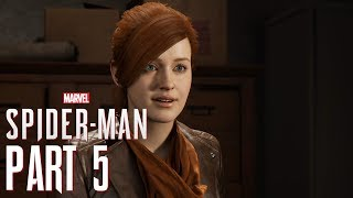 MJ - Part 5 - Let's Play Marvel's Spider-Man w/ The Xcon