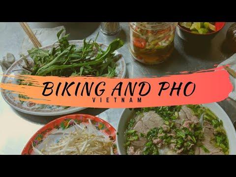 Da Nang - Sala Da Nang Beach Hotel, Soc Nails Da Nang, Pho Phuong Nam, Riding Bikes around Da Nang