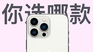iPhone 13 系列购买指南:13,Pro 还是 Max?