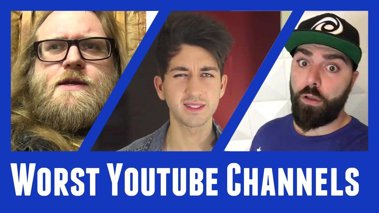 Top 10 værste Youtube-kanaler 2016 - Youtube-8081