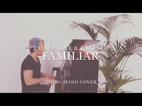 Liam Payne & J Balvin - Familiar (Piano Cover) [+Sheets]