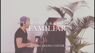 Liam Payne J Balvin Familiar Piano Cover Sheets.mp3