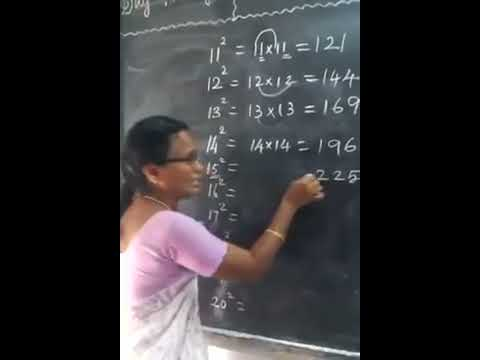 How math is taught in India