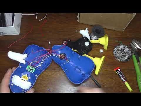 Ремонт детских электронных игрушек своими руками