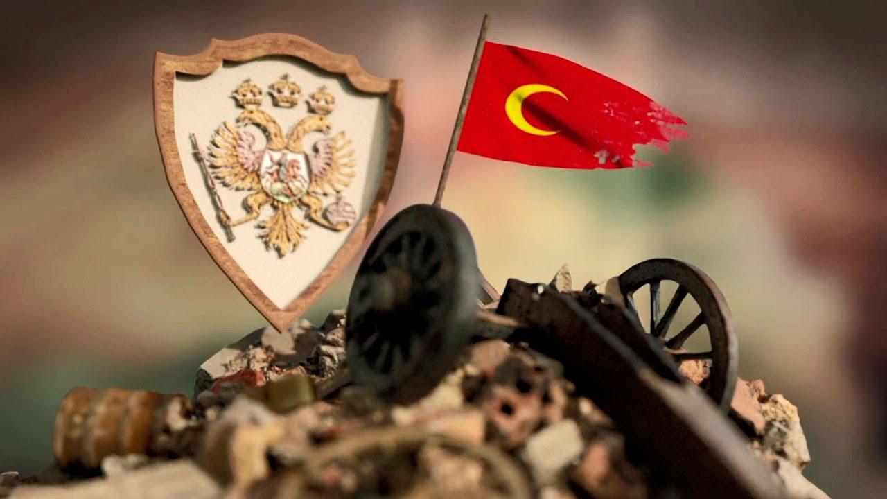 Русско-турецкие войны. Астраханский поход или один в поле - воин