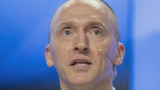 FBI documents released about former Trump campaign adviser Carter Page