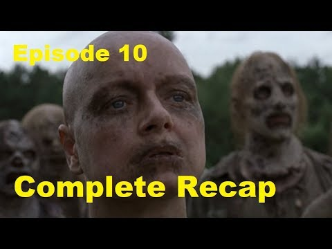 The Walking Dead Season 9 - Episode 10 COMPLETE Recap and Review