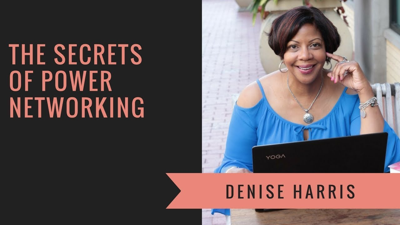 Denise Harris - Support is Sexy Mastermind Workshop