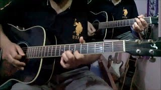 Humsafar Guitar Tabs Lesson  Badrinath Ki Dulhaniya  Easy Beginners Lesson