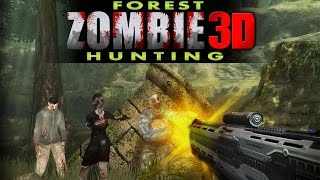 Forest Zombie Hunting 3D (by The Game Boss) Android Gameplay [HD]