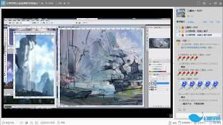Digital Painting - Environment Painting Method - English sub (…