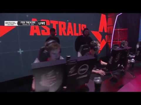 Eleague Major 2017 - Virtus.pro vs Astralis G1 @nuke