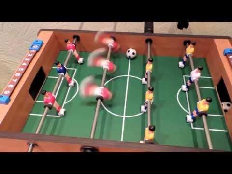 Настольная игра Футбол. TT4014 Обзор,распаковка,сборка