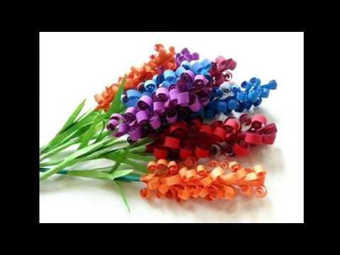 Как сделать красивые цветы из бумаги своими руками в технике поэтапно