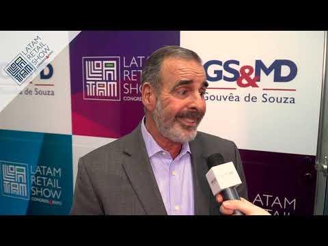 ENTREVISTA MARCOS GOUVÊA DE SOUZA - DIRETOR GERAL    GRUPO GS& - LATAM RETAIL SHOW 2019