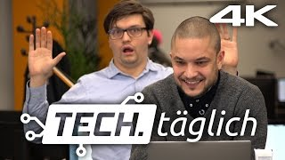 iPhone 7-Design, Microsoft kauft Swiftkey & Football mit HoloLens – 4K – TECH.täglich 03.02.2016