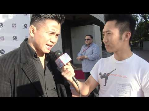 UFC's Cung Le Talks with World Wushu Champion Alfred Hsing about Donnie Yen and Mixed Martial Arts