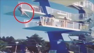 Top 5 Video Gagal Lompat Indah