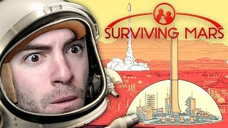 BECOMING MATT DAMON - Surviving Mars