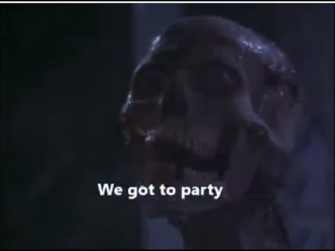"""Return of the Living Dead Soundtrack - 45 Grave: """"Partytime"""""""