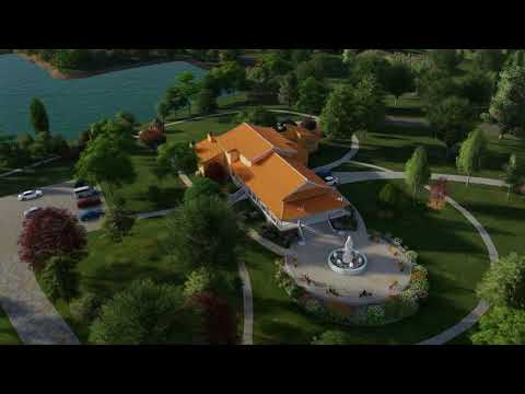 3D Model   Thousand Buddha Temple