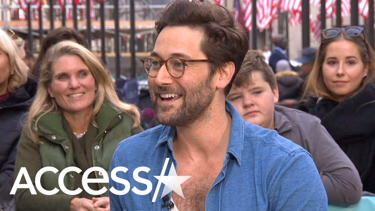 Ryan Eggold Says Starring In 'New Amsterdam' Is 'Great Dad Practice'